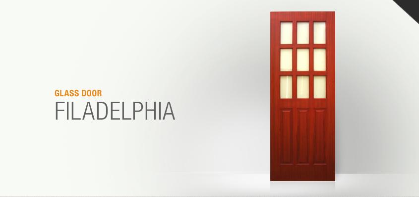Excellent Door Glas door Filadelphia