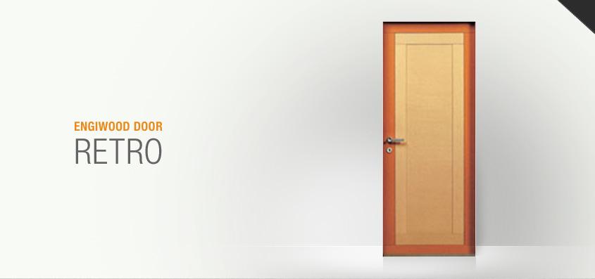 Excellent Door Pintu Engiwood Retro