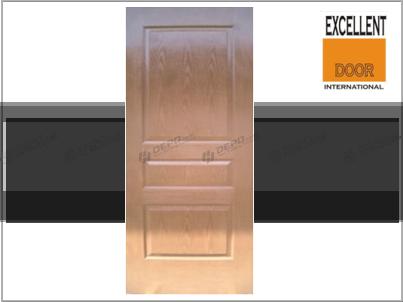 Excellent Door Pintu HDF 3 Panel